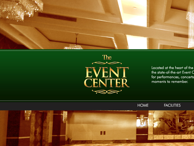 Website Design – An Events Place
