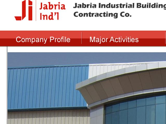 Website Design – A Construction Company